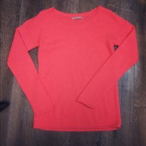 Really cute GAP pink sweater small